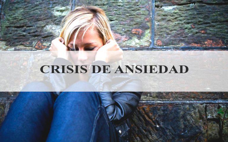 CRISIS DE ANSIEDAD