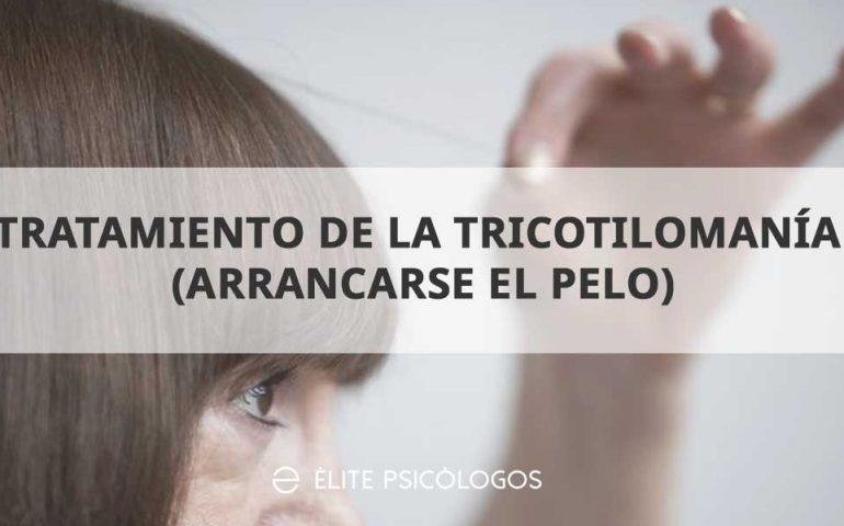 Tricotilomania que es un trastorno
