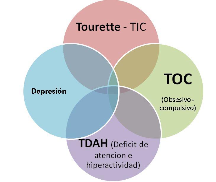 Cuando  se habla del Síndrome de Gilles de la Tourette se está hablando de un trastorno  neurológico