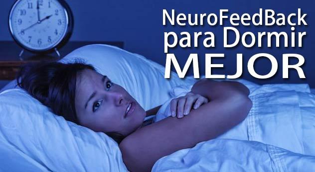Neurofeedback para dormir mejor