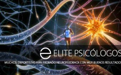 Neurofeedback y deporte (Entrenamiento Mental para deportistas)