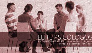 Terapia en grupo de personas, psicologo terapia sistémica familiar en Madrid