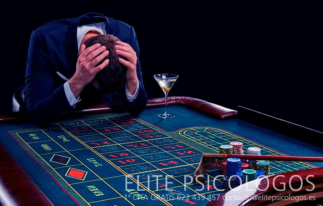 Superar la adicción al juego o ludopatía en Madrid