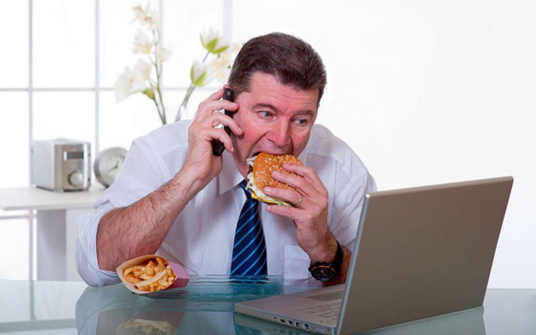 Relación entre Burnout y el aspecto físico en ejecutivos