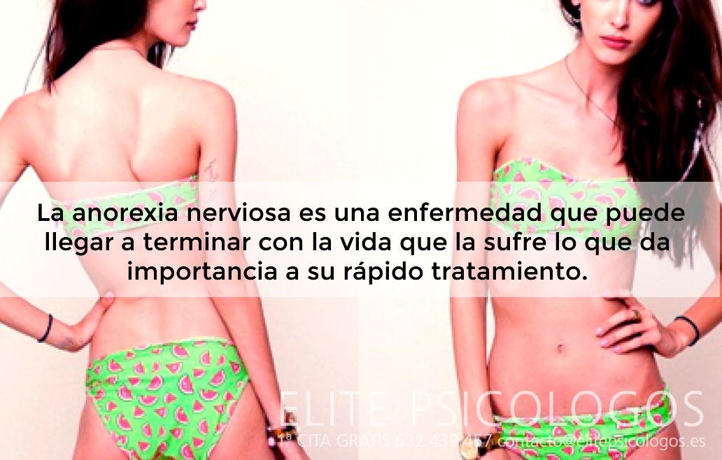¿Cómo superar a anorexia nerviosa?