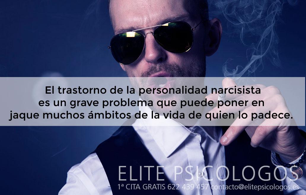 ¿Cuáles son los síntomas del trastorno de personalidad narcisista?