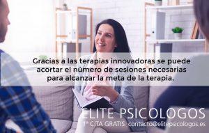 Profesional de psicoterapia en el método EMDR