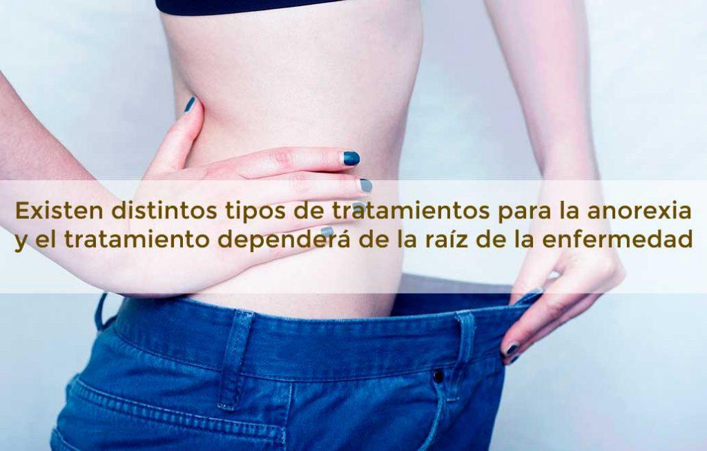 Tratamiento para superar la anorexia nerviosa