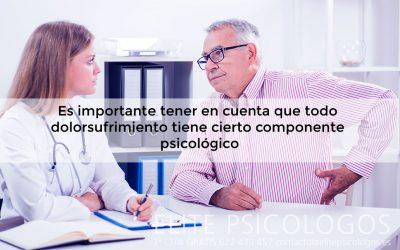 Tratamiento psicológico del dolor crónico en Madrid