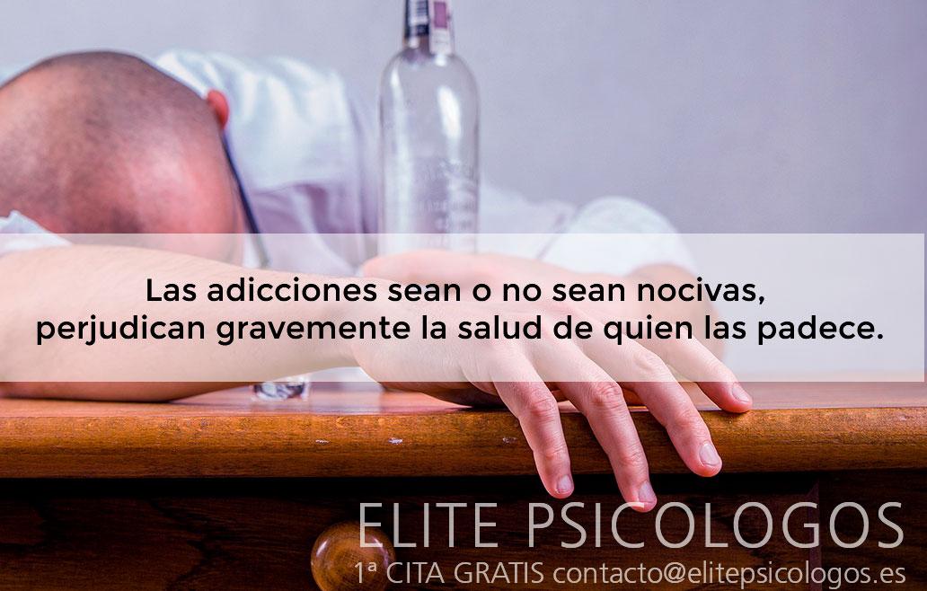 Tratamiento psicológico para adicciones en Madrid