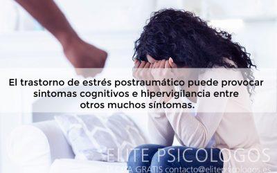 Trastorno de estrés postraumático, el tratamiento más eficaz