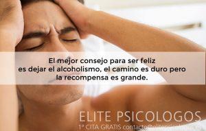 Tratamiento psicológico para el alcoholismo en Madrid