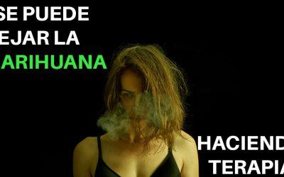 Terapia para dejar de fumar marihuana