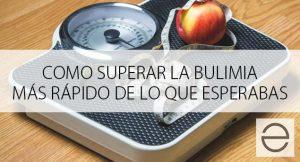 Tratamiento para la bulimia en Madrid