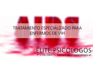 Terapia psicológica para enfermo de VIH