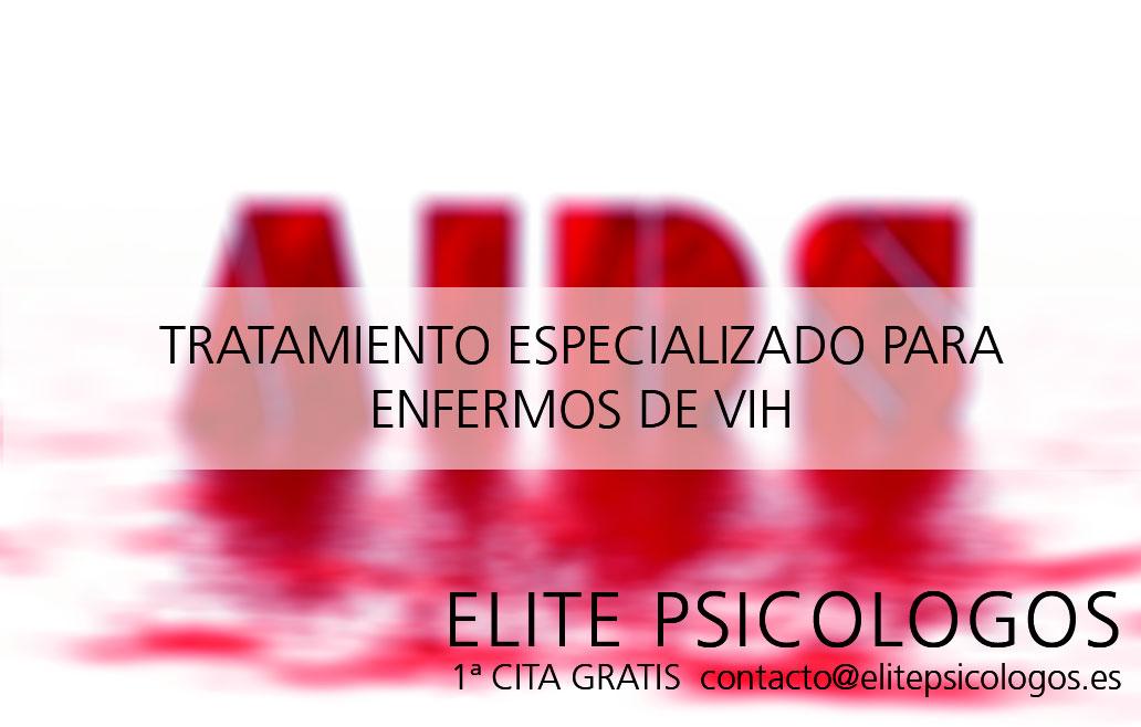 Terapia psicológica para el enfermo de VIH