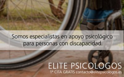 Tratamiento psicológico para personas con discapacidad física