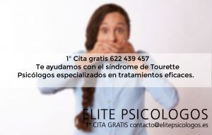 Tratamiento psicológico para el síndrome de Tourrete