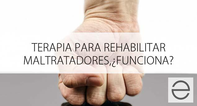 Terapia para rehabilitar maltratadores