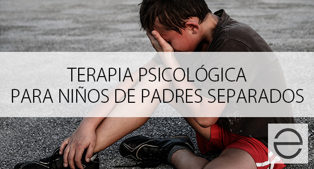 Terapia psicológica para niños de padres separados