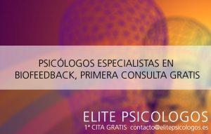 Terapia con Biofeedback en Madrid
