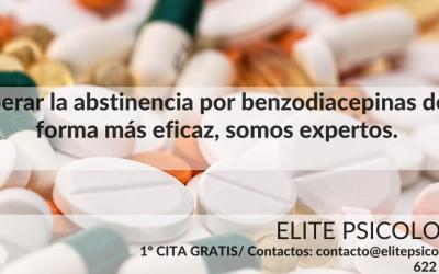 Síndrome de abstinencia a las benzodiacepinas
