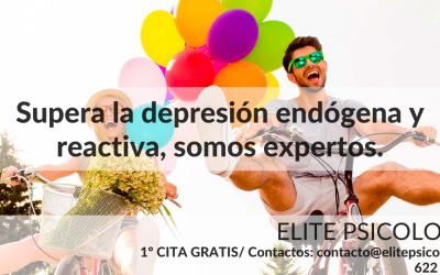 La depresión endógena y reactiva