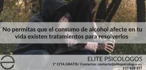 tratamiento psicologico para el consumo de alcohol