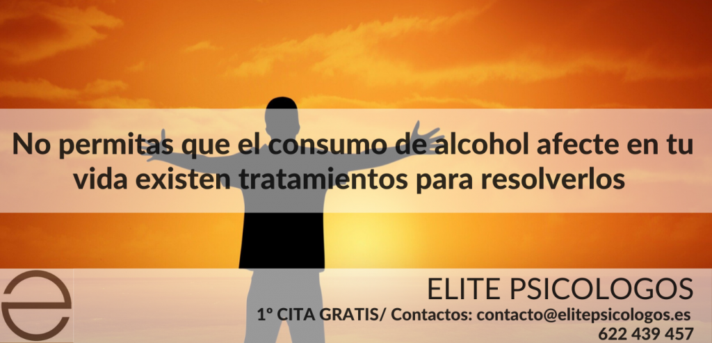 tratamiento psicologico por el consumo de alcohol