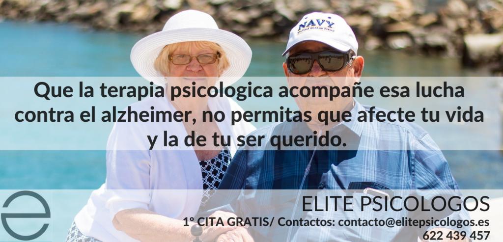 psicologia demencia alzheimer