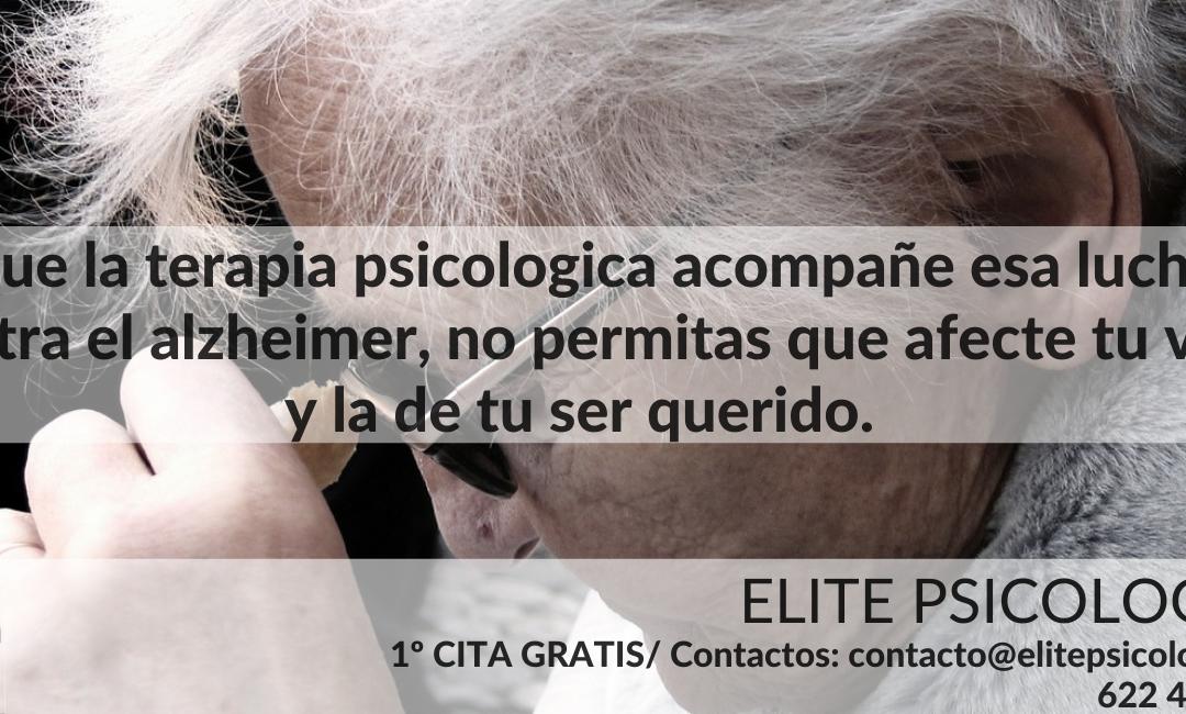 Alzheimer desde la psicología