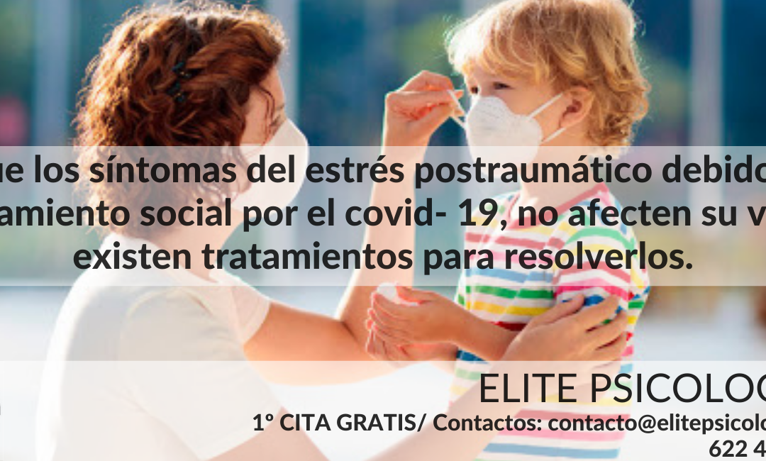 Tratamiento para trastornos psicológicos en niños debido a la cuarentena por el covid-19