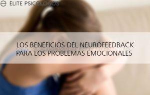 Tratamiento de neurofeedback para problemas emocionales